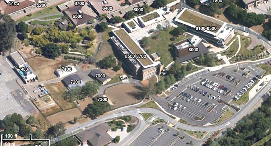 Foothill College Campus Map NCCABS Spring Event